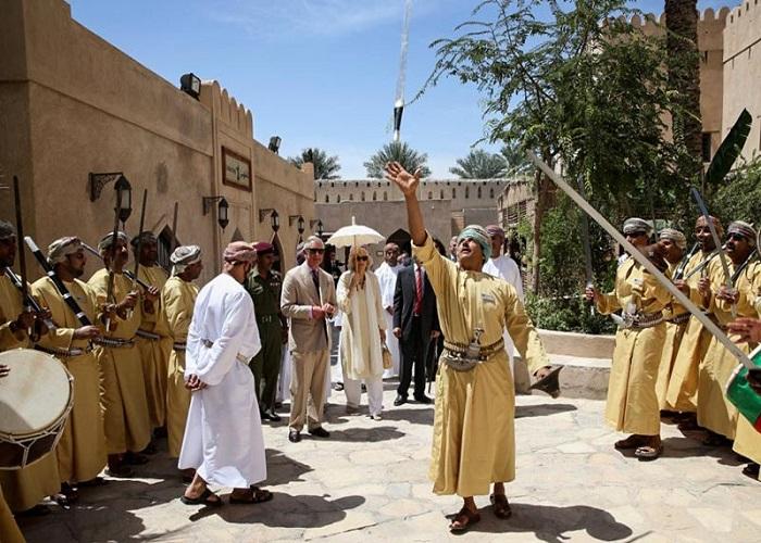 عمان کجاست