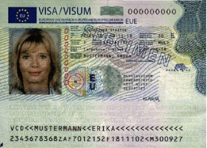 ویزای اعتبار محدود منطقه ای