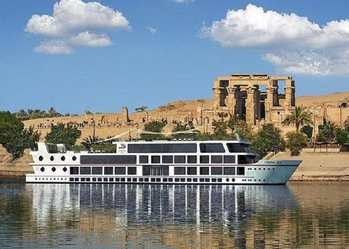 تور کشتی کروز در مشهورترین رودخانه های جهان