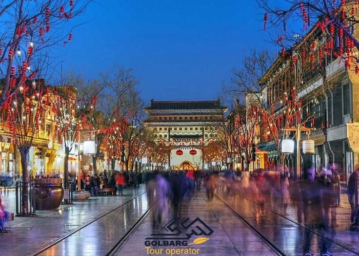 ویزا گردشگری چین