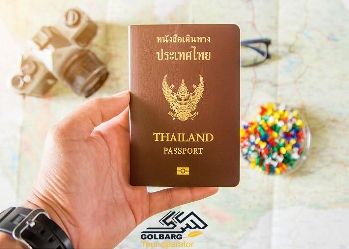ويزا تايلند و تعيين وقت سفارت