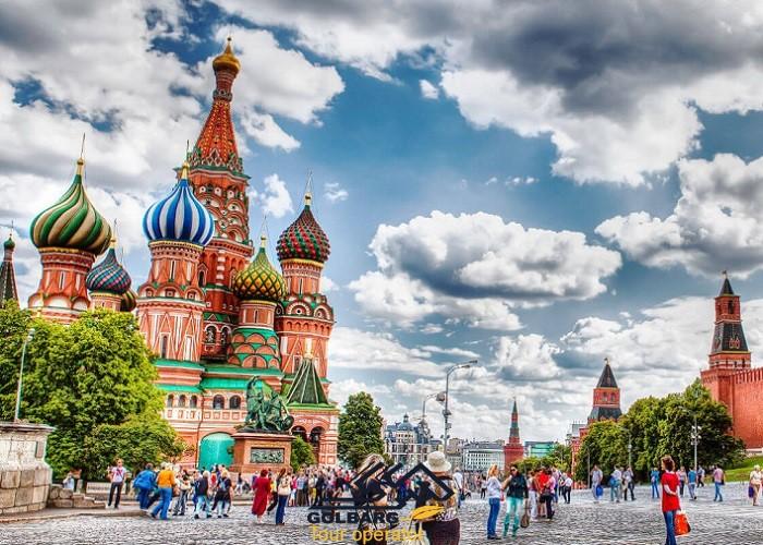 ویزا توریستی روسیه