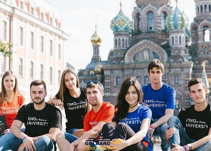 ویزا تحصیلی روسیه