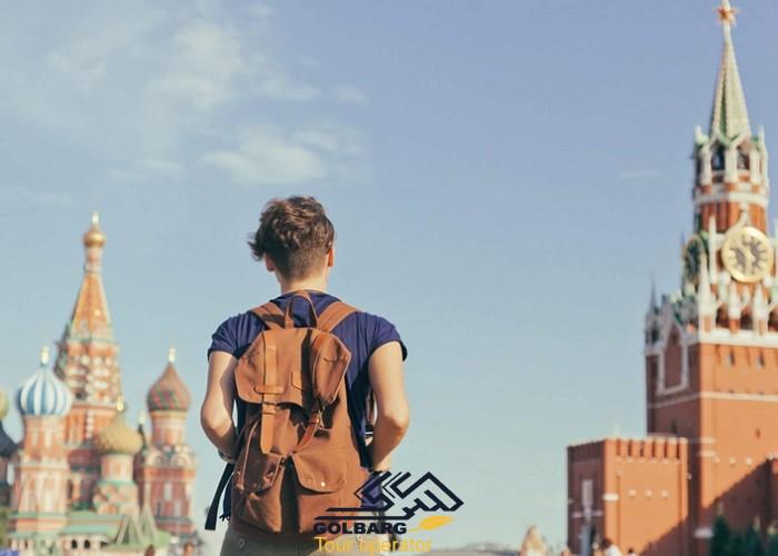اقامت در روسیه