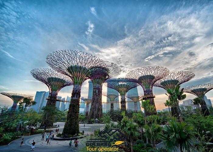 اخذ ویزا توریستی سنگاپور