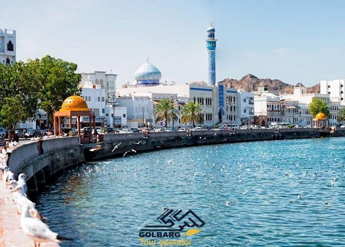 ويزاي توريستي عمان