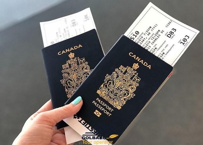 انواع ویزا کانادا