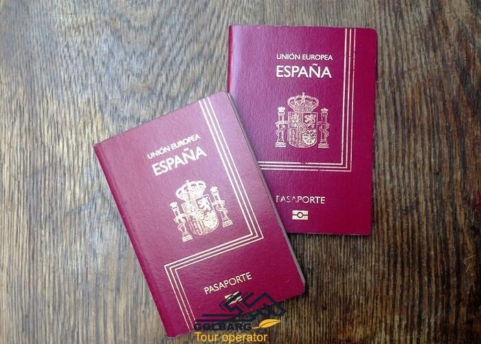 انواع ویزا اسپانیا