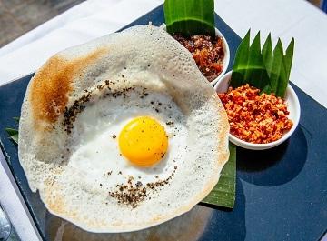 با غذاهای خوشمزه سریلانکایی آشنا شوید