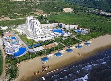 بهترین هتل های لوکس و پنج ستاره کوش آداسی