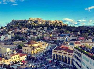مهم ترین شهرهای یونان