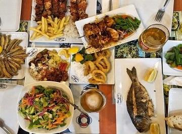 معرفی رستوران های دریایی کوش آداسی