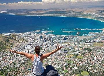 شهرهای توریستی آفریقای جنوبی