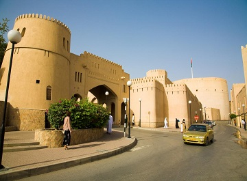 آشنایی با شهرهای عمان