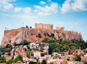 با شهر یونانی و زیبای آتن آشنا شوید