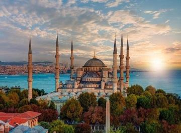 استانبول بزرگترین شهر دو قاره ای جهان