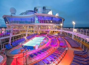 5 کشتی کروز لاکچری و مشهور در دنیا