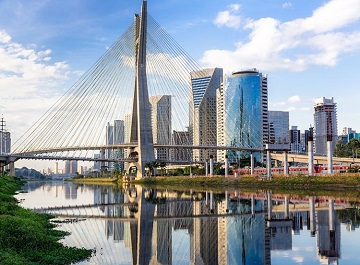 سفری جذاب به شهر سائوپائولو در برزیل