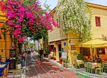 ۱۵ مورد از بهترین جاذبه های گردشگری آتن یونان