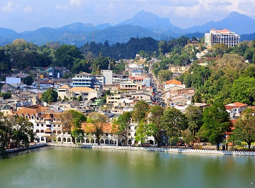 با شهر کندی در سریلانکا بیشتر آشنا شوید