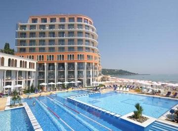 بهترین هتل های پنج ستاره وارنا
