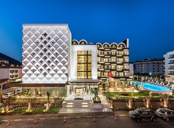 بهترین هتل های پنج ستاره مارماریس