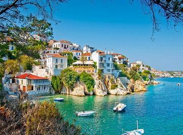مهم ترین جزیره های یونان
