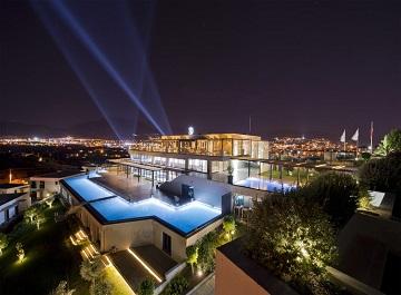 بهترین هتل های پنج ستاره بدروم