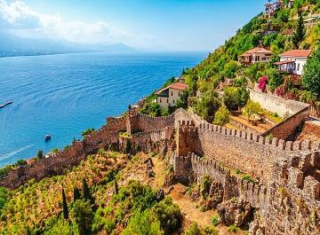 بهترین جاذبه های گردشگری آنتالیا را بشناسید