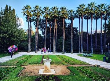 معرفی باغ ملی آتن در یونان