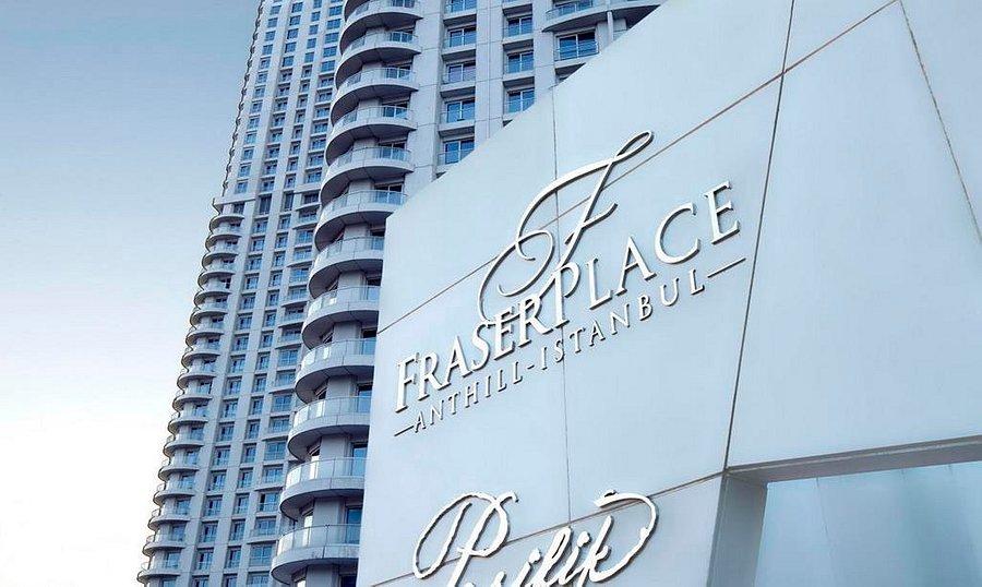 هتل fraser palace istanbul