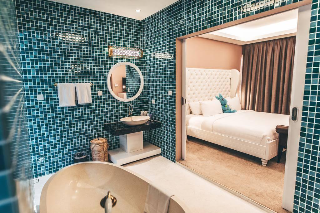 هتل dash resort