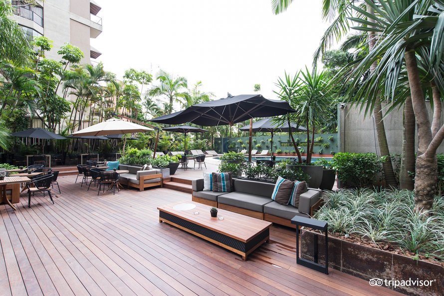 هتل Tivoli Mofarrej Sao Paulo