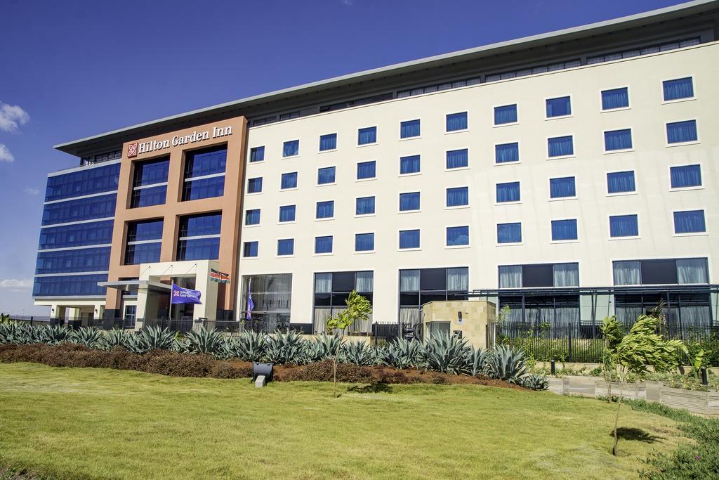 هتل The hilton garden inn