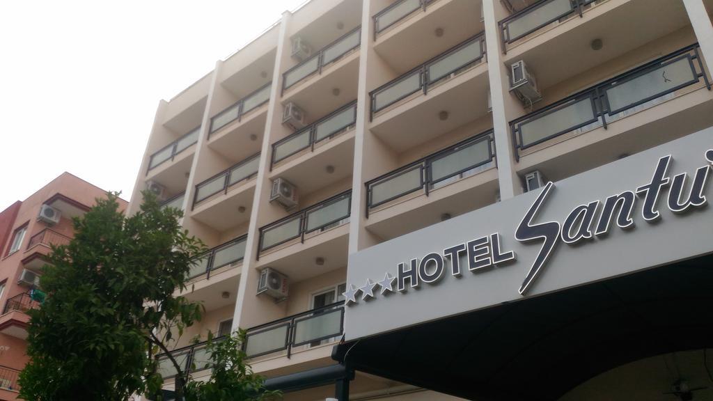 هتل santur hotel