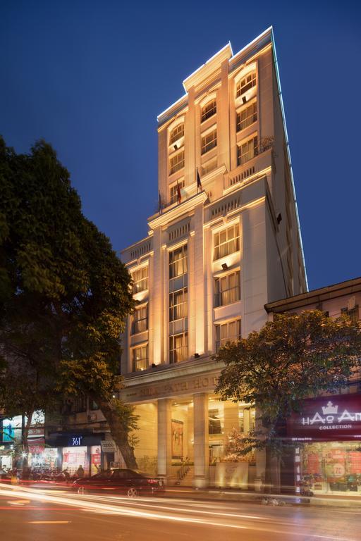 هتل silk path hotel Vietnam