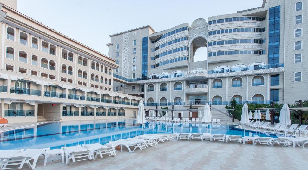 هتل sultan of side