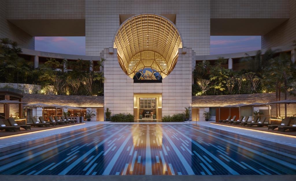 هتل Ritz Carlton Singapore