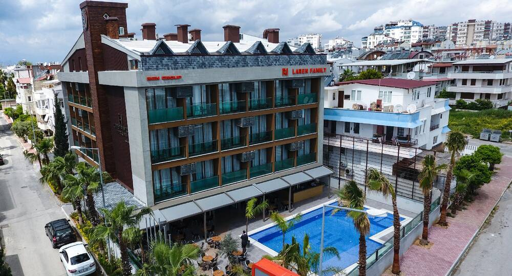 هتل Laren family hotel spa