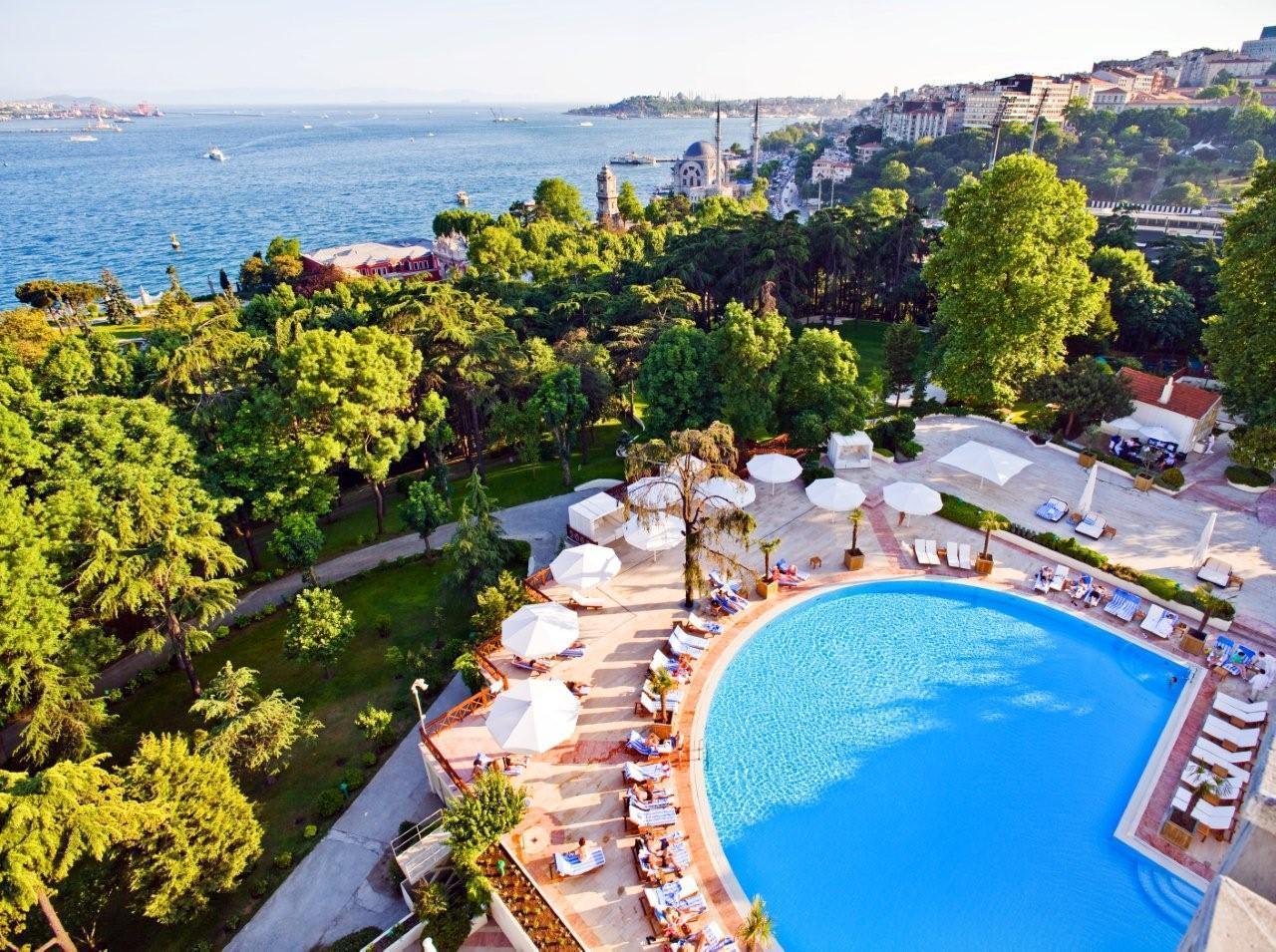 هتل Swissotel The Bosphorus