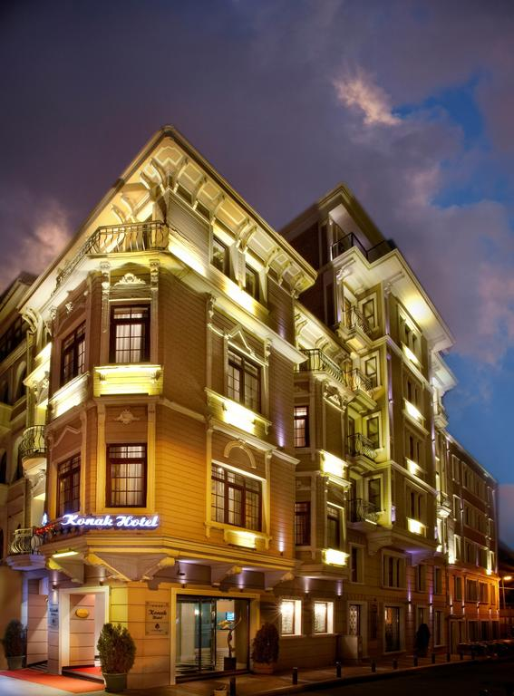 هتل Konak