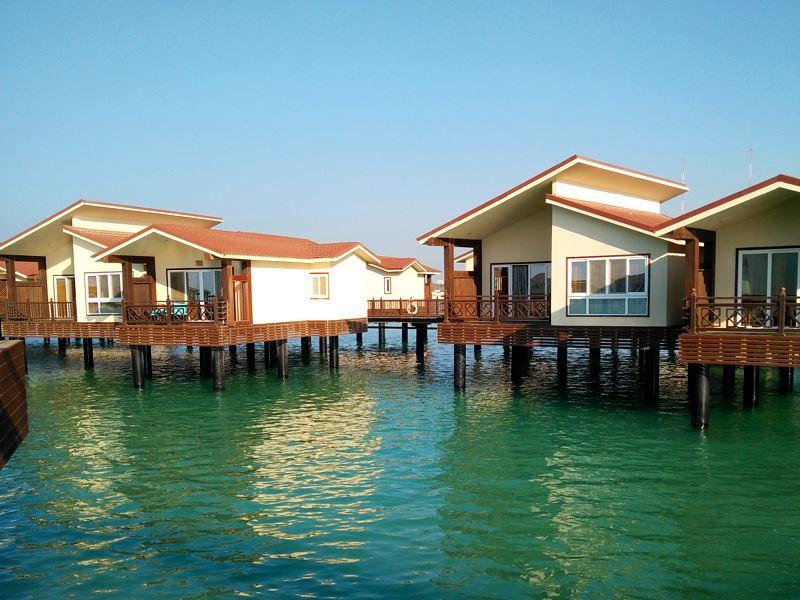 هتل دریاییToranj Marine Hotel