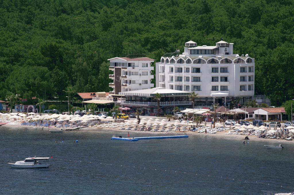 هتل class beach hotel marmaris