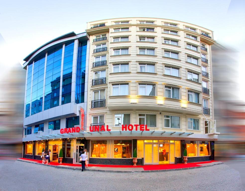هتل Grand Unal