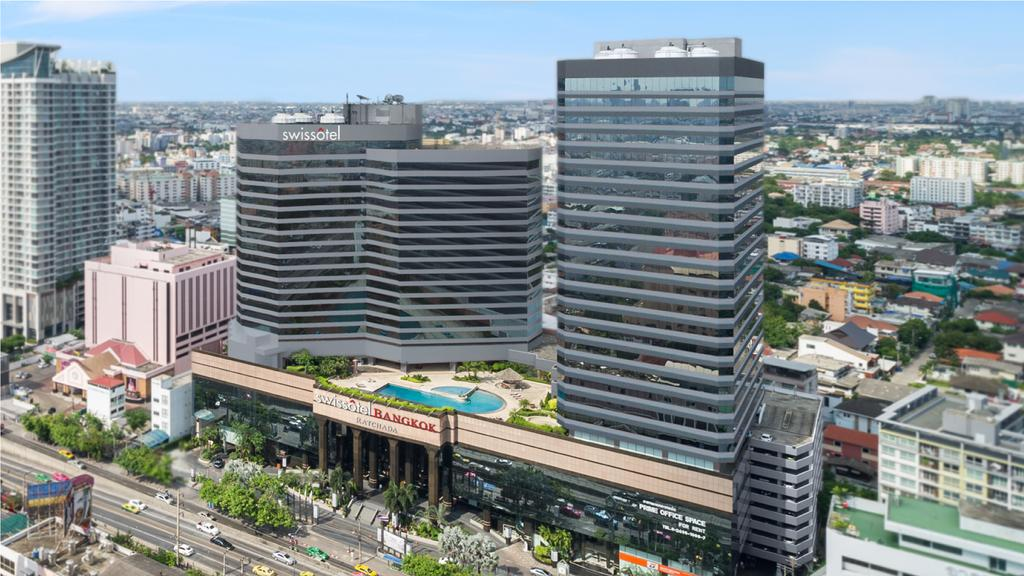 هتل Hotel Swissôtel Bangkok Ratchada
