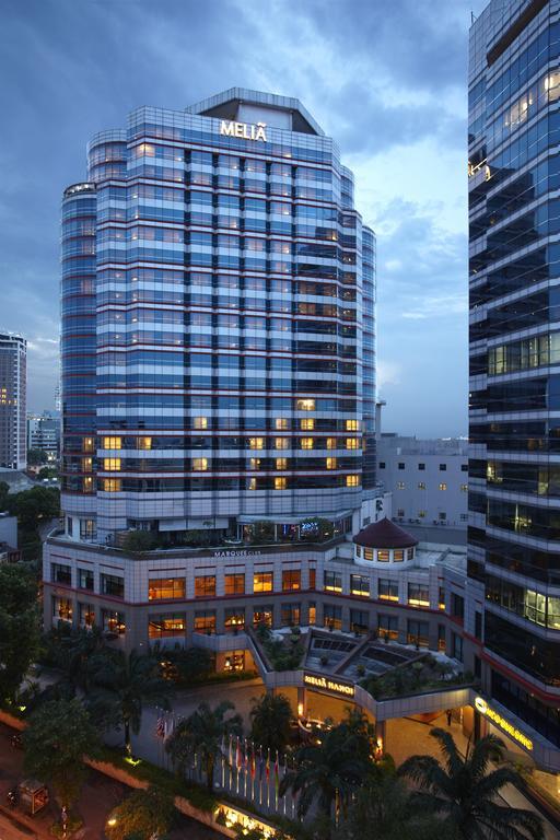 هتل melia hanoi hotel