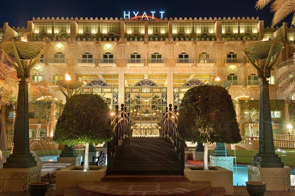 هتل Grand Hyatt Muscat