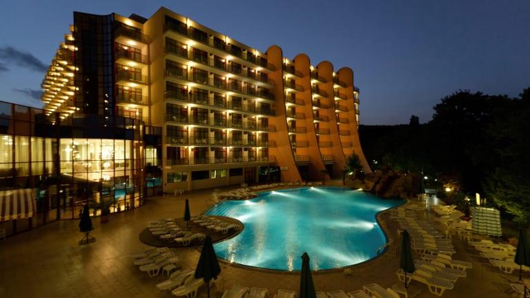 هتل HELIOS SPA