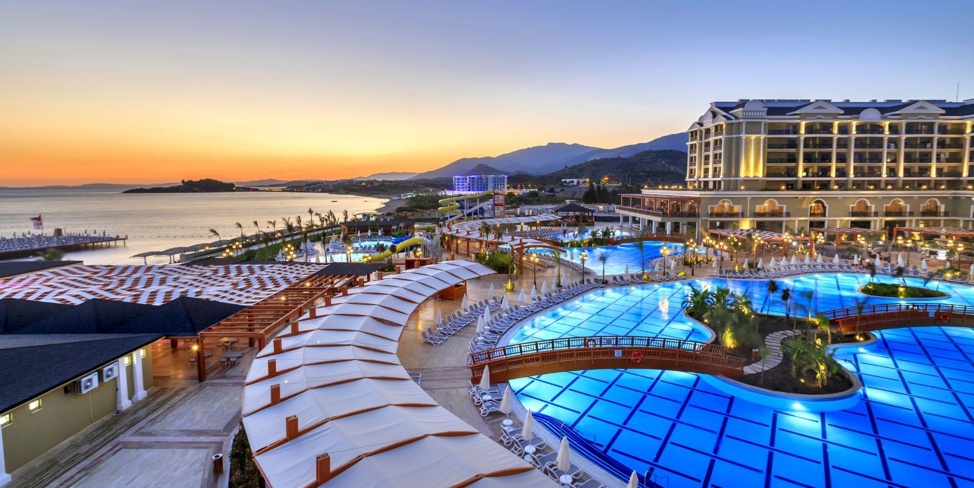 هتل SUNIS EFES ROYAL