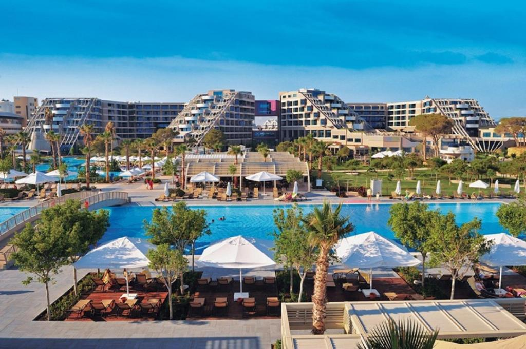 هتل Susesi Luxury Resort